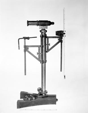 electrometer stand ?