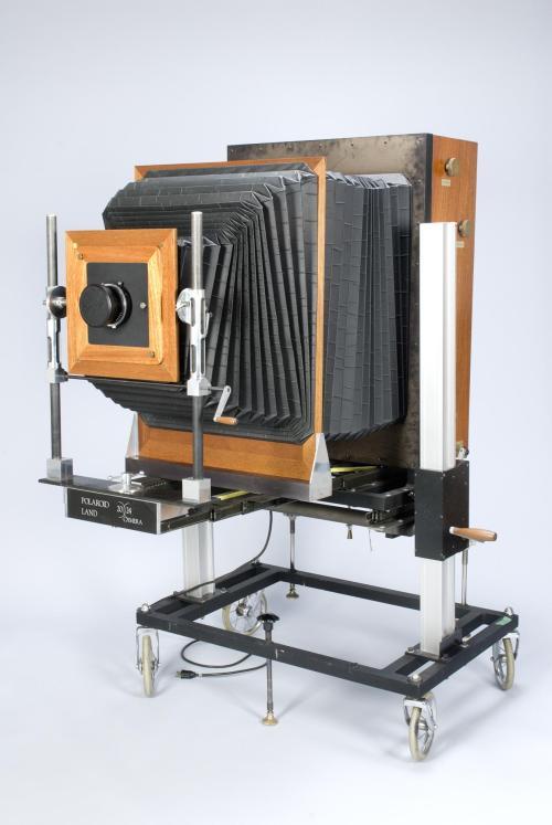 20 x 24 large-format Polaroid camera