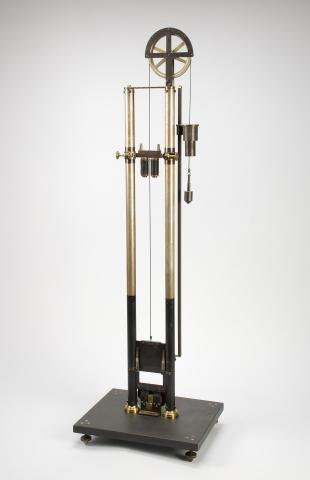 Wundt's fall tachistoscope