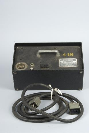 U.S. Navy rectifier power unit
