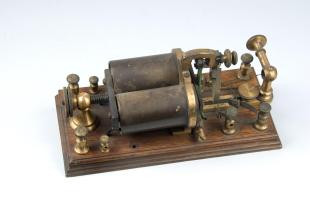 early telegraph receiver