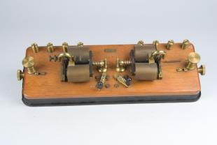 two-way telegraph repeater