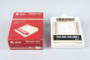 box for AT&T Telehelper 1600 automatic dialer