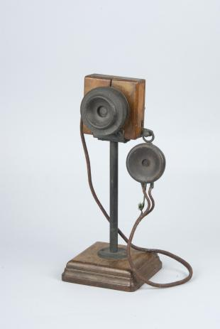 Bell Hunnings-Cone house telephone receiver