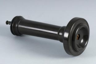 French Bell-type hard rubber receiver