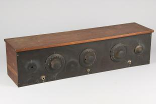 5-tube radio receiver