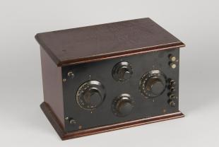 1-tube radio receiver