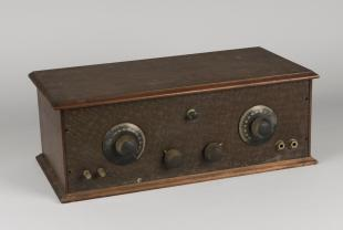 homemade radio receiver