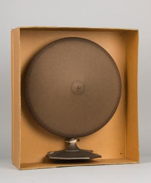 WE model 540-AW hornless paper cone loudspeaker in original box