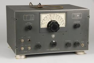 USCG Federal type RC-123 radio receiver