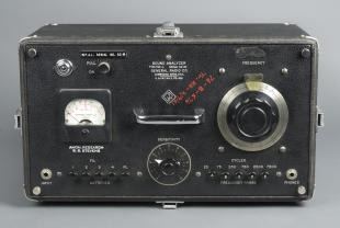 GR type 760-A sound analyzer